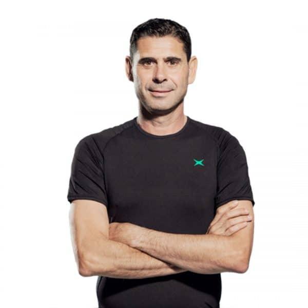 Fernando Hierro, fundador de la marca Ekatom